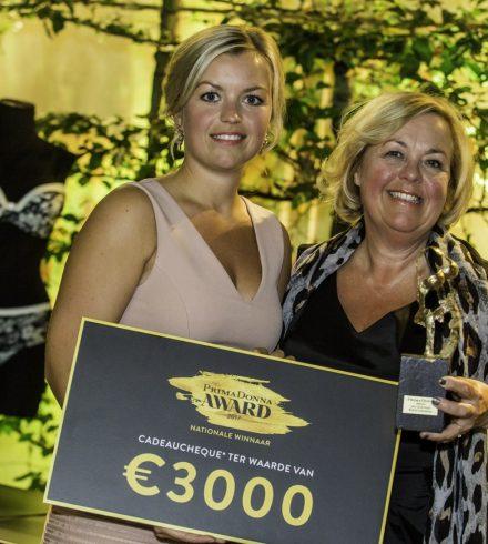 Riets Lingerie uit Groningen wint voor de derde maal de PrimaDonna Award in Parijs
