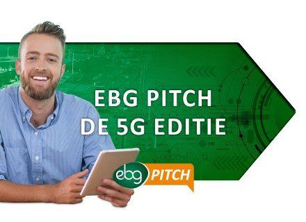 Drie ondernemers geselecteerd voor finale EBG Pitch