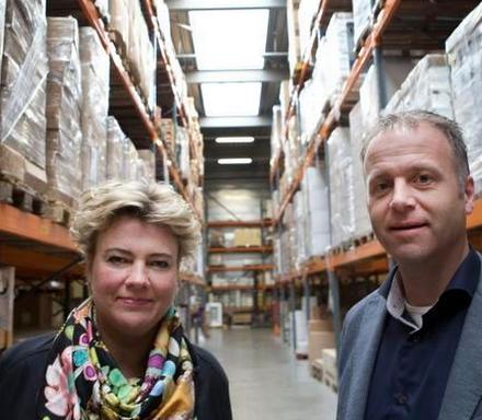 Nieuw distributiecentrum voor Hoekstra Logistiek door webshops
