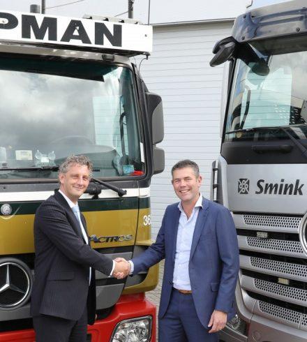 Koopman Logistics Group neemt Smink Transport over
