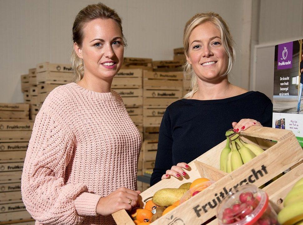 Fruitkracht: fruitabonnement voor bedrijven vindt gretig aftrek