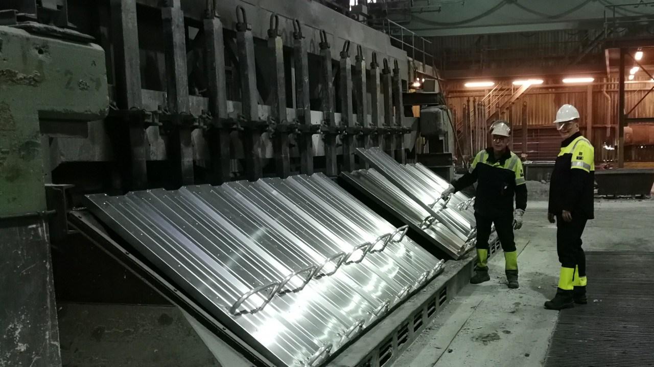 Eerste nieuwe ovens in bedrijf bij Aldel – onderdeel investering van 30 miljoen euro