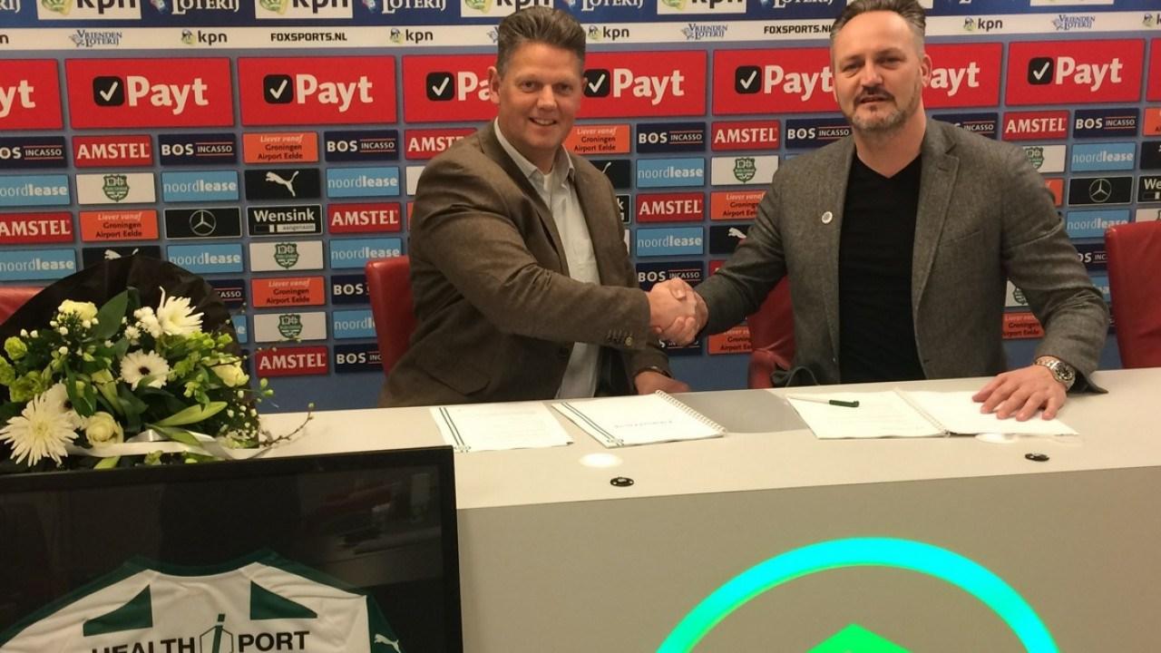Schoonmaakbedrijf Effektief Groep zakelijk partner FC Groningen