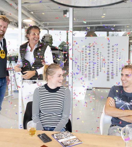 Voys wint titel 'Vitaalste Bedrijf van Groningen'