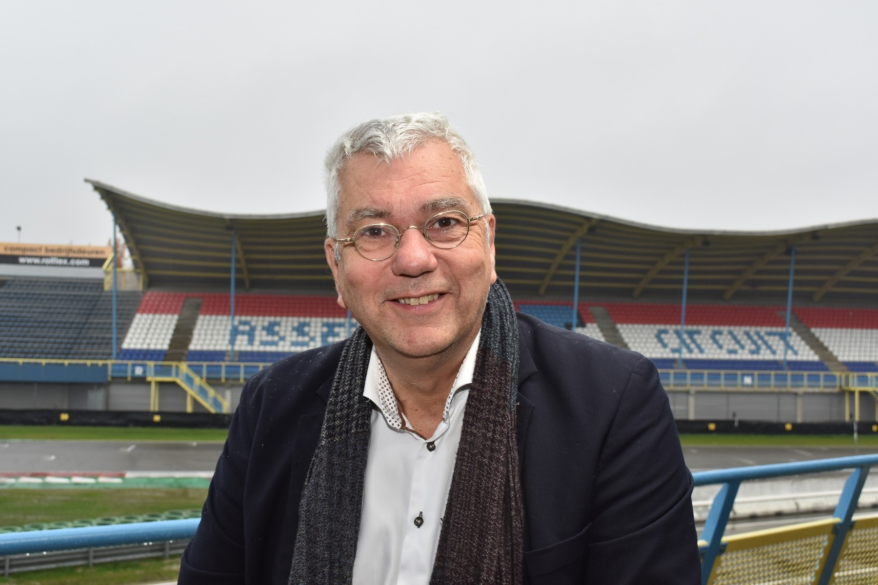 Peter Oosterbaan: 'Het binnenhalen van de Formule 1 zou op zichzelf al een geweldige marketingactie zijn'