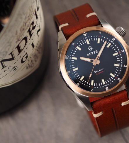 Chip Yuen van Aevig: 'Ik wil horloges maken die over twintig jaar nog steeds goed zijn'
