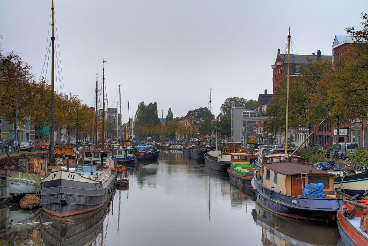 Kwaliteitsimpuls voor woonschepen in Groninger Noorderhaven