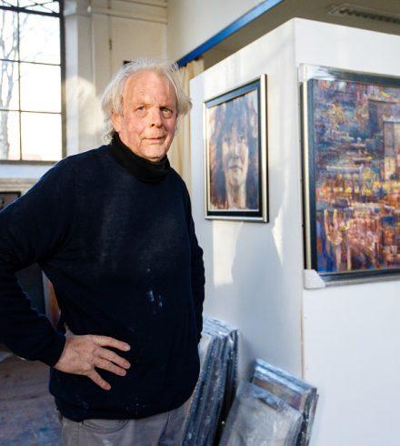 Klaas Werumeus Buning: 'Met mijn kunst kan ik de tijd vangen'