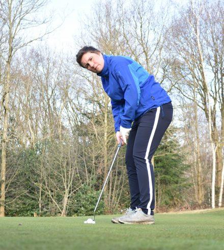'Ik wil de passie voor golf op anderen overbrengen'