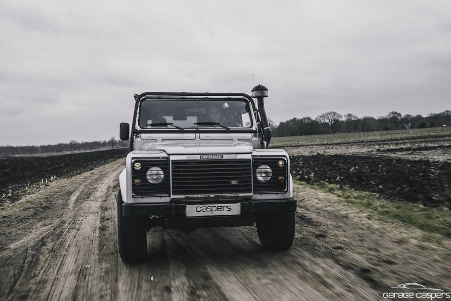 Autotest: Off-road met dé oer-Land Rover aller tijden
