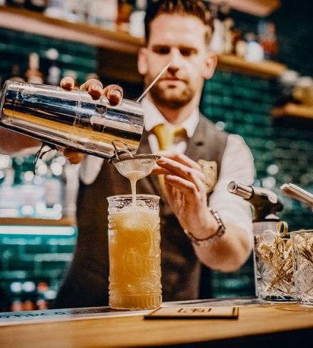 The Stockroom: High-end cocktails met een no-nonsense klassieke aanpak