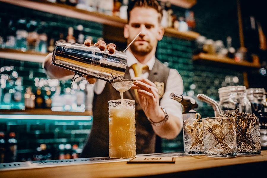 The Stockroom:High-end cocktails met een no-nonsense klassieke aanpak