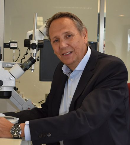 Directeur Erik Jan Worst over het geheim van lenzenproducent Ophtec