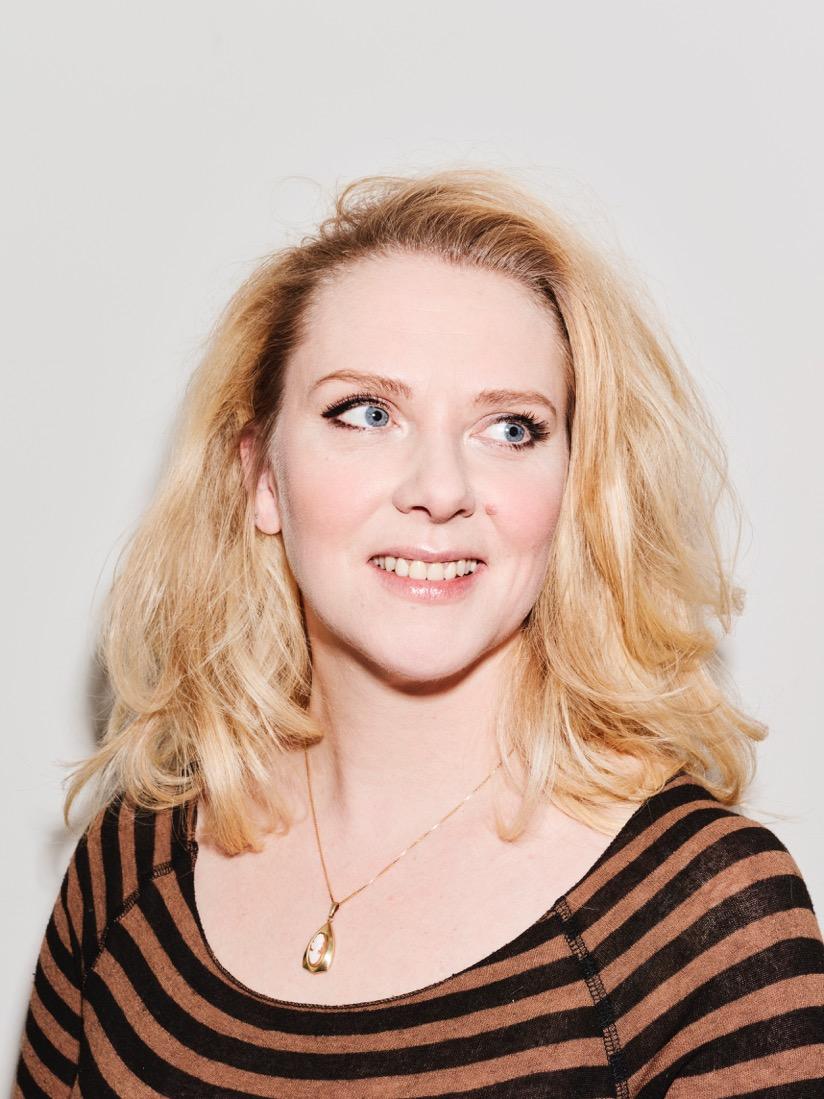 Jelka van Houten: 'Voor mij is de acteerwereld één grote-mensen-speeltuin'