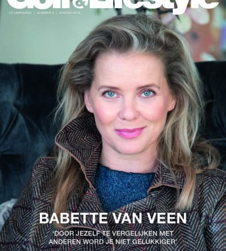 Babette van Veen: 'Ik wil kinderen een ander voorbeeld geven'