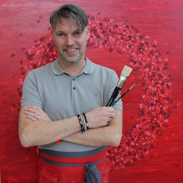 """Wierd Veenstra: """"Mijn werken weerspiegelen hoe ik in het leven sta"""""""