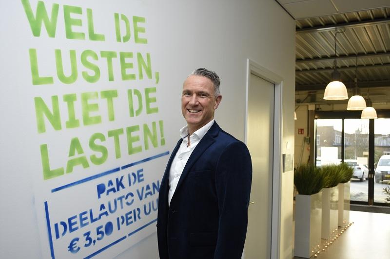 Jan Baljeu: 'Toen we begonnen met de leasefiets werd ik uitgelachen'