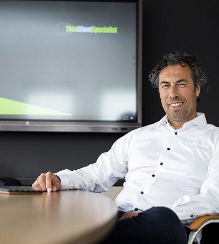 Marc Terveer: 'Achteraf gezien waren we echt aan het pionieren'