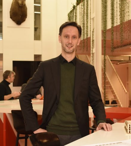 Het kantoor van… Erik Roerdink