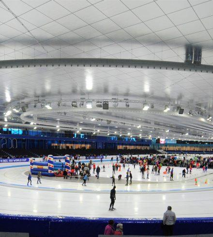 Businessclub Thialf : 'Ieder lid draagt de schaatssport een warm hart toe'