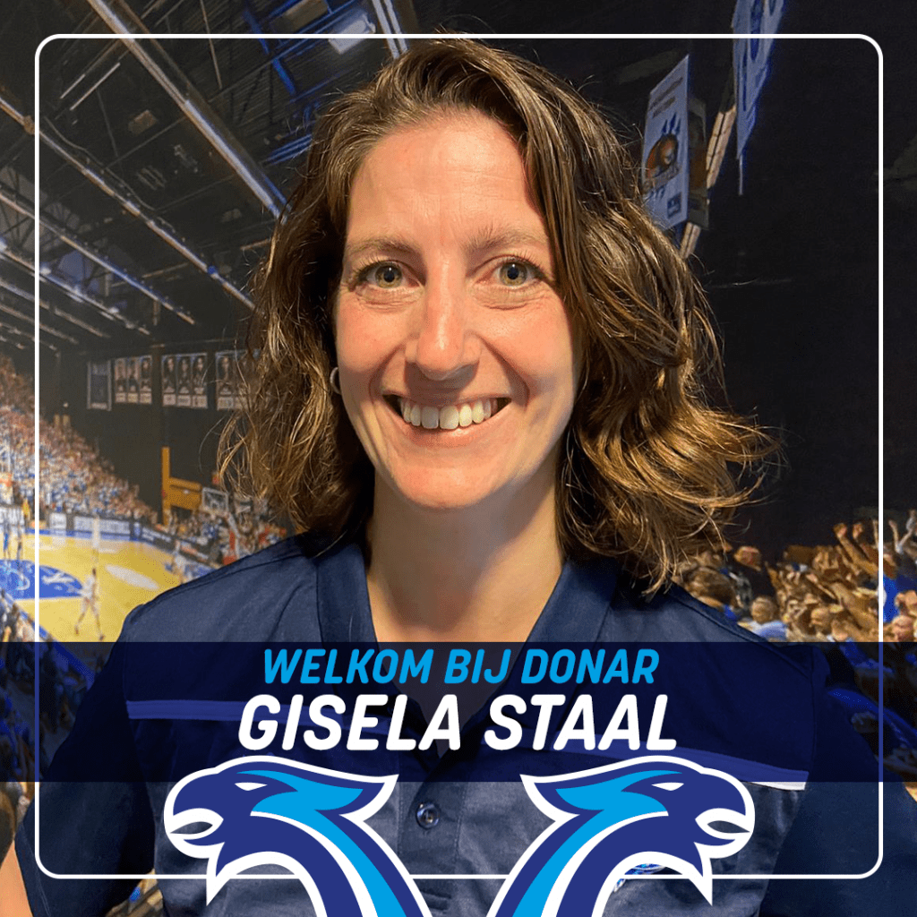 """Gisela Staal: """"Met topprestaties verbinden wij mensen"""""""